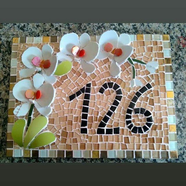 Placas de número de casa - Foto 2