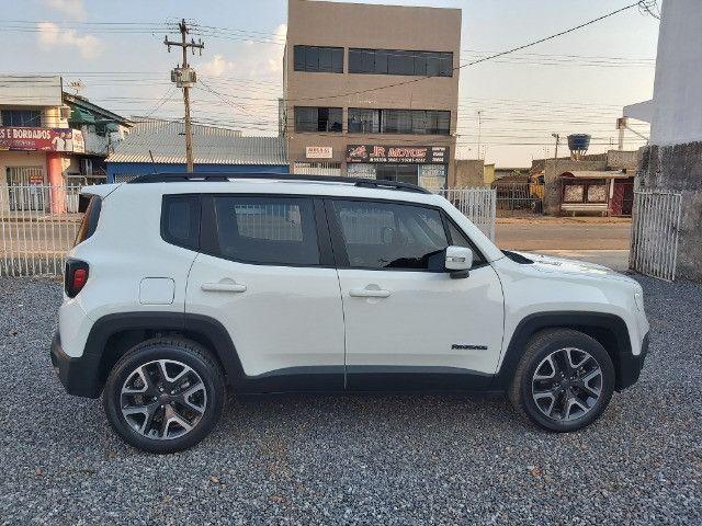 Jeep renegade longitude flex 2019 Apenas 13.500 km rodados - Foto 6