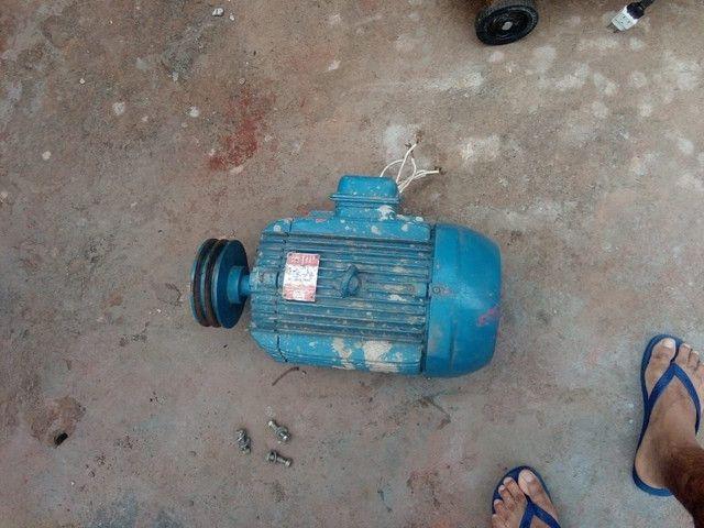 Compressor de ar alta pressão 60 pcm 425 litros - Chiaperini CJ 60+ AP3V 425L<br> - Foto 5