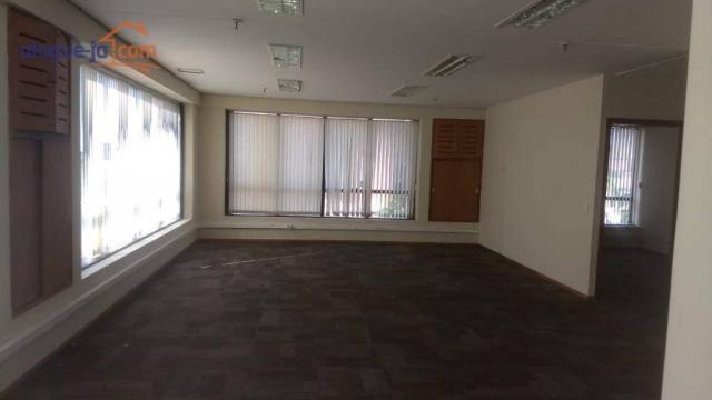 Sala para alugar, 196 m² por R$ 5.500,00/mês - Centro - São José dos Campos/SP - Foto 3