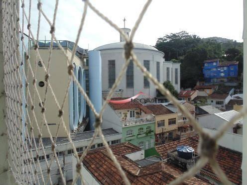 Apartamento com 2 dormitórios à venda, 80 m² por R$ 700.000,00 - Cosme Velho - Rio de Jane - Foto 3