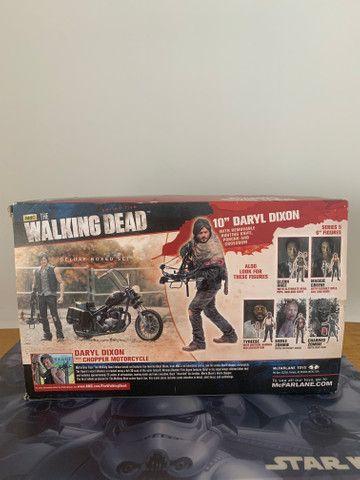 The Walking Dead - Daryl com moto - Foto 3