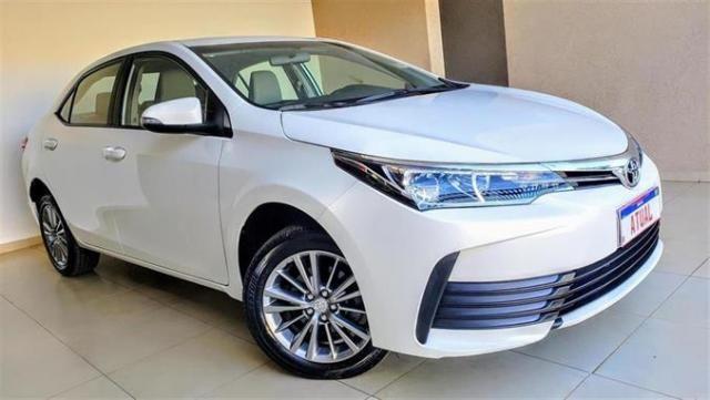 Toyota Corolla  1.8 GLi Upper Multi-Drive (Flex) FLEX AUTOM - Foto 4