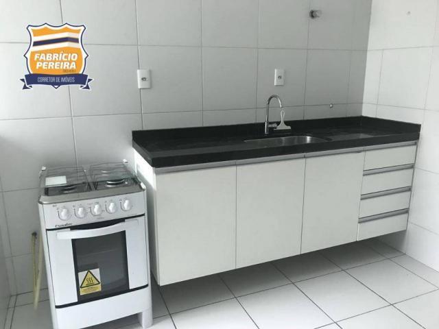 Apartamento para alugar, 64 m² por R$ 1.000,00/mês - Catolé - Campina Grande/PB - Foto 11