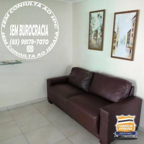 Apartamento para alugar, 64 m² por R$ 1.000,00/mês - Catolé - Campina Grande/PB - Foto 3