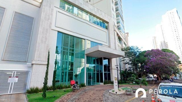 Apartamento à venda com 3 dormitórios em Setor marista, Goiânia cod:V5268 - Foto 2