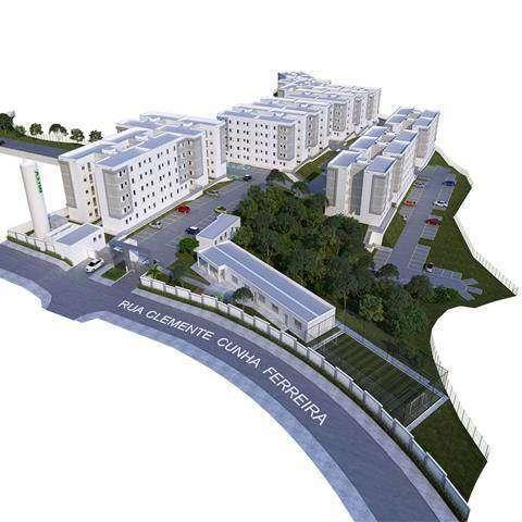 São Bento - Apartamento 2 quartos em Poá, SP - 44m² - ID3919 - Foto 5