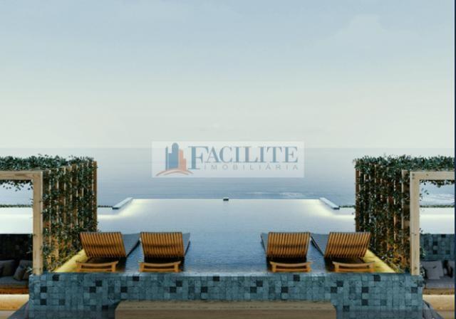 Apartamento à venda com 1 dormitórios em Jardim oceania, João pessoa cod:23204-12067 - Foto 3