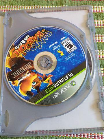 Jogo Original para Vídeo Game Xbox 360 2 em 1 Banjo Kazooie e Viva Pinata  - Foto 5