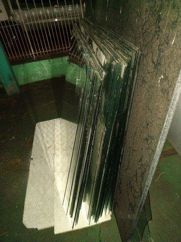 Vendo vidros liso e canelado - Foto 4