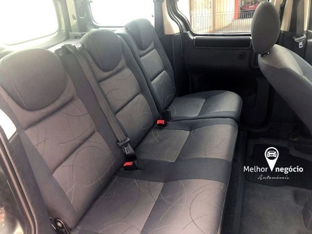 Peugeot Partner Van 1.6 5P Flex Cinza - Foto 14