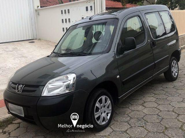 Peugeot Partner Van 1.6 5P Flex Cinza