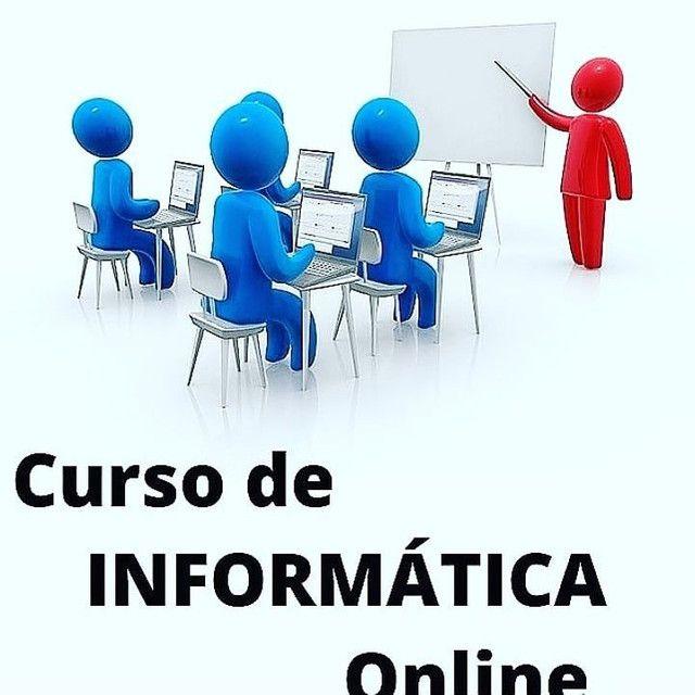 Curso de informática online