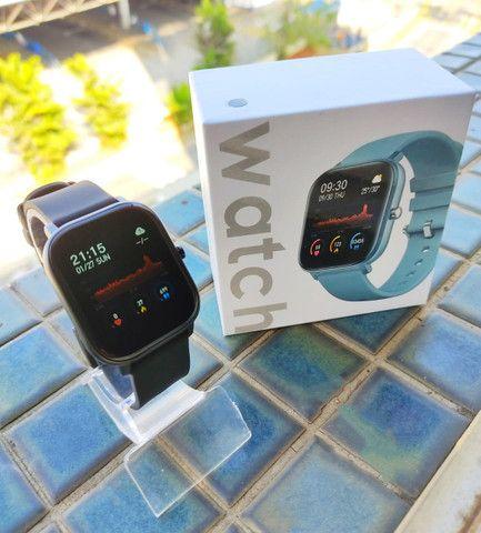 Relógio P8 Smartwatch - Loja Física