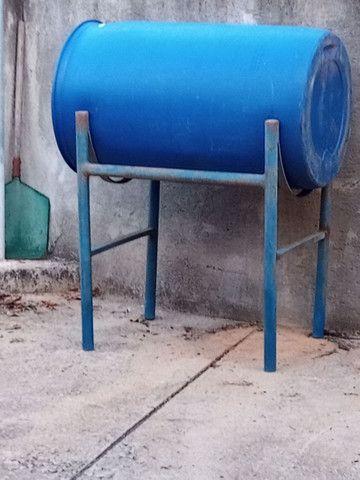 Suporte com tambor - Foto 2