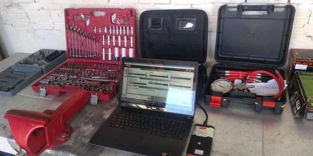 Oficina mecânica completa - Foto 12