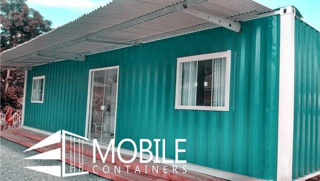 Casa container, pousada, kit net, plantao de vendas escritorio em Curitiba