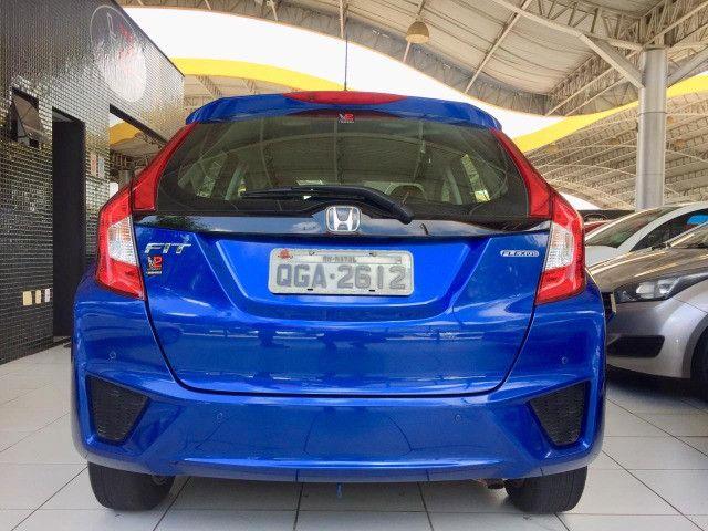 Honda Fit Automático 1.5 2015/2015 Flexone - Apenas 49.000 KM - Foto 4