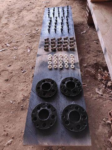 Roda ferro 16 ( aro 16 de ferro da Amarok) - Foto 6