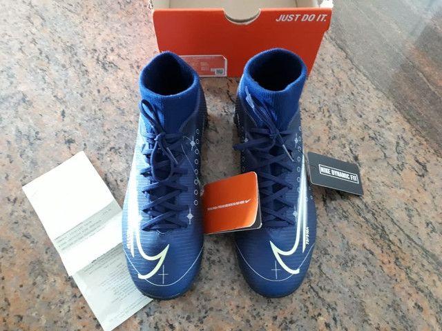 Chuteira Nike Original - veio USA Tam 37