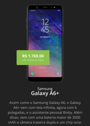 Samsung A6+  - Foto 3