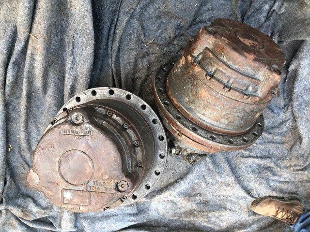 Redutores de Tração Comando Final Para Escavadeiras - Foto 2