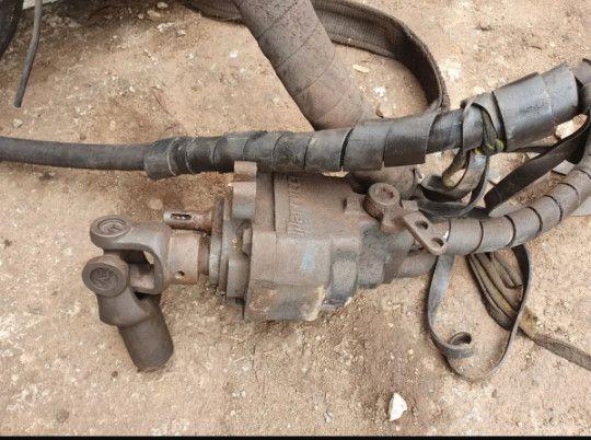 Kit Comando Hidráulico Bomba Para Caçamba Basculante - Foto 2