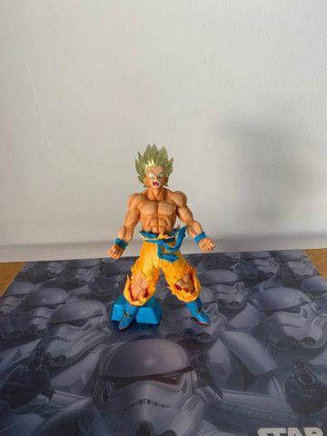 Action figure Dragon Ball Goku (leia descrição) - Foto 3