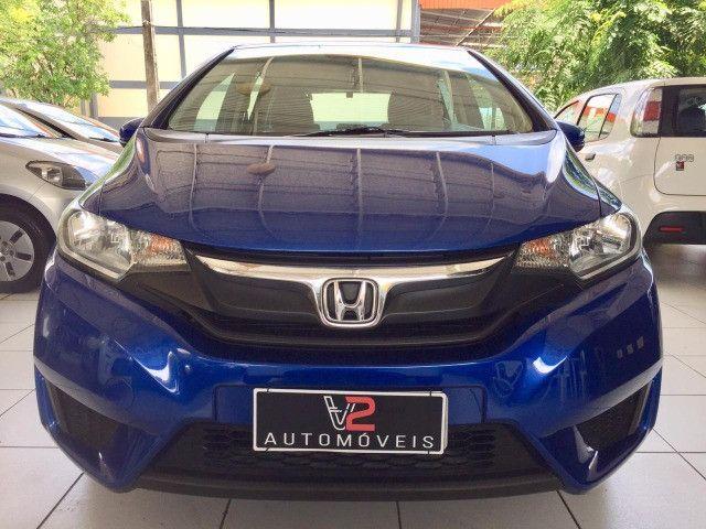 Honda Fit Automático 1.5 2015/2015 Flexone - Apenas 49.000 KM