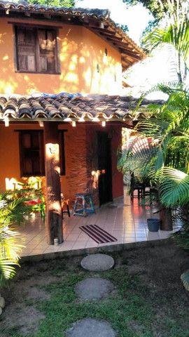MG Casas Espetaculares. Duas no mesmo Lote em Arraial D' ajuda em Porto Seguro-BA - Foto 5