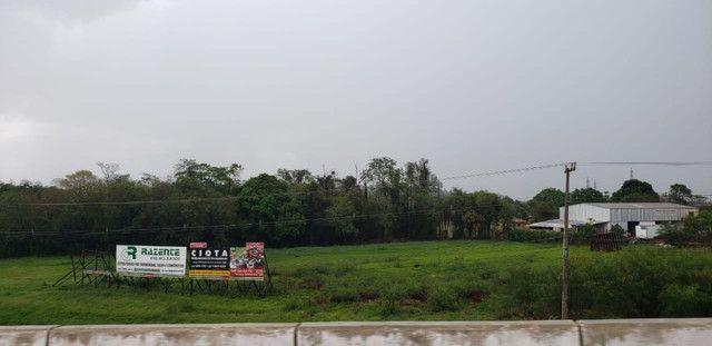 Terreno na rodovia perto  da Coca-Cola