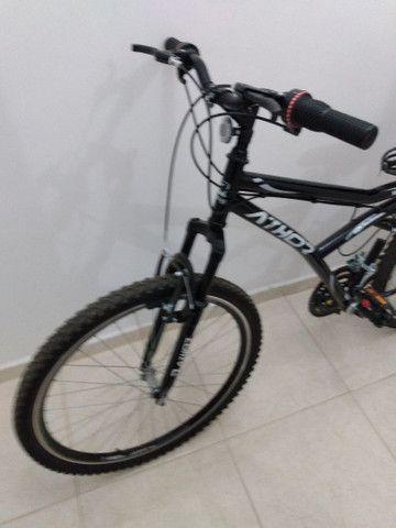 Bicicleta nova . Com nota fiscal  - Foto 4