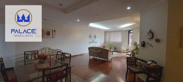 Apartamento com 3 dormitórios à venda, 157 m² por R$ 560.000,00 - Vila Monteiro - Piracica