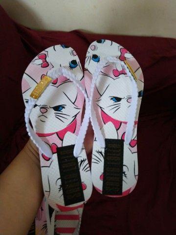 Vendo sandália Santa Lola numeração do 33 ao 40 - Foto 2