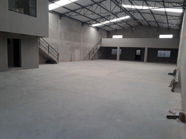 Alugo Particular Excelente Barracão com aprox 500 m² - Foto 3