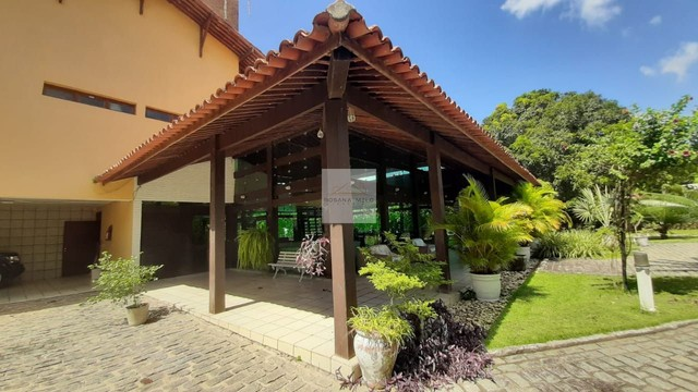 Mansão no Cond Torquato de castro aldeia/598m/ 4 suites/espaço gourmet com piscina/luxo - Foto 17