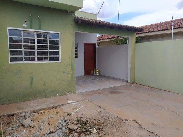 Casa com 3 dormitórios 1 Suíte, R$ 190.000 - Jardim Costa Verde - Várzea Grande/MT #FR44 - Foto 3