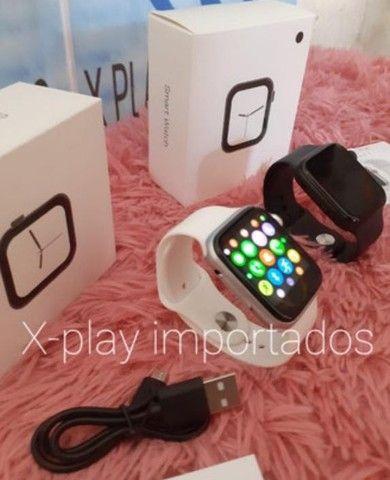 Relógio Smartwatch W34 - Foto 4