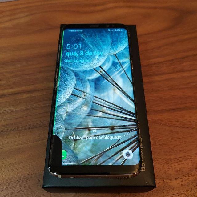 Samsung Galaxy S8 64Gb dourado  - Foto 5