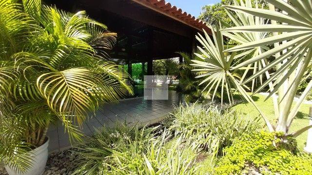 Mansão no Cond Torquato de castro aldeia/598m/ 4 suites/espaço gourmet com piscina/luxo - Foto 8