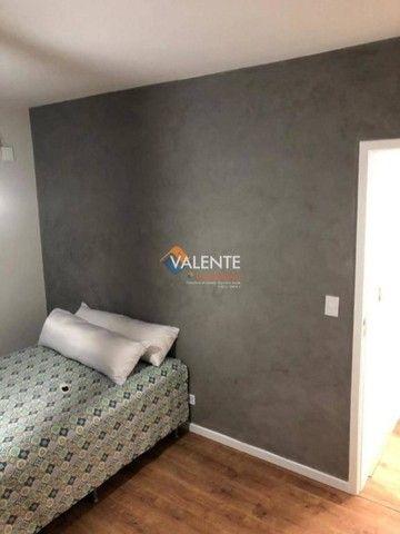 Apartamento com 1 dormitório à venda-por R$ 190.000,00 - Centro - São Vicente/SP - Foto 5