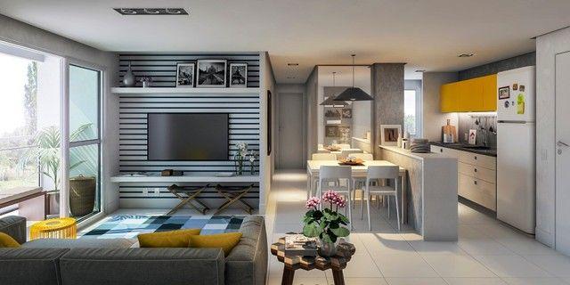 Apartamentos de 2 ou 3 quartos na Parangaba. Com elevador, lazer, segurança para você - Foto 10