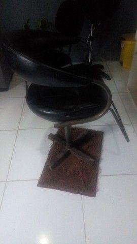 Cadeira e lavatório portátil - Foto 2