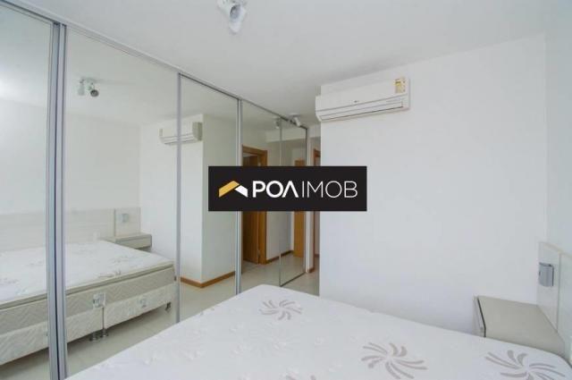 Apartamento com 3 dormitórios para alugar, 93 m² por R$ 3.900,00/mês - Jardim Europa - Por - Foto 19