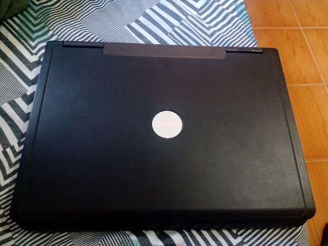 Notbook Dell vostro 1000 liga e desliga