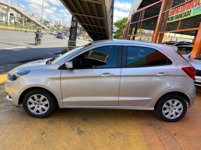 Ford Ka Se 1.5 2015 / Ipva 2021 pago - Foto 5