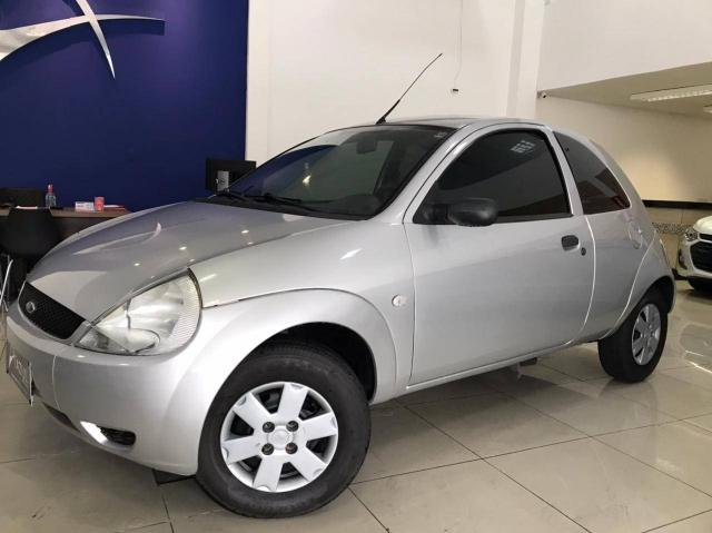 FORD KA 2007/2007 1.0 MPI GL 8V GASOLINA 2P MANUAL