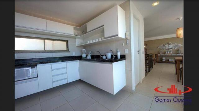 MEDITERRANEE! Apartamento Duplex com 4 dormitórios à venda, 176 m² por R$ 995.000 - Porto  - Foto 9