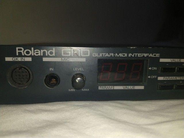 Interface midi para guitarra roland  - Foto 3