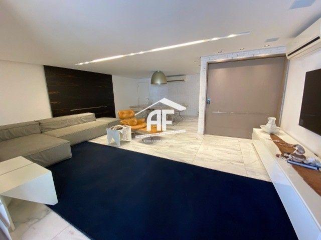 Apartamento beira mar com 3 suítes na Ponta Verde - Edifício Palazzo Firenze - Foto 6